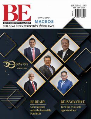 BE Magazine Vol 7 No 1 2021 - Cover